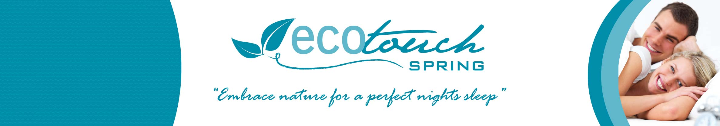 EcoTouch Spring Therapedic Mattress Header